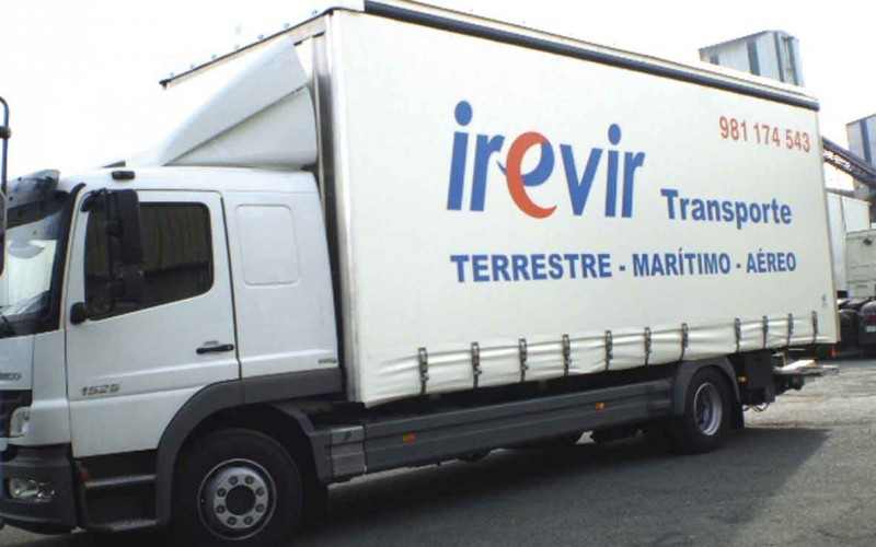 Irevir-Internodal